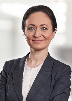 Rechtsanwältin Aljona Fink