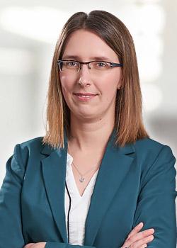 Rechtsanwältin Franziska Drescher