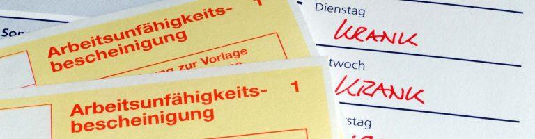 Krank im Minijob: Was ist mit Lohnfortzahlung und Krankengeld?