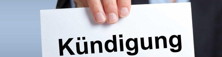 Kündigung und Kündigungsschutz in Kleinbetrieben